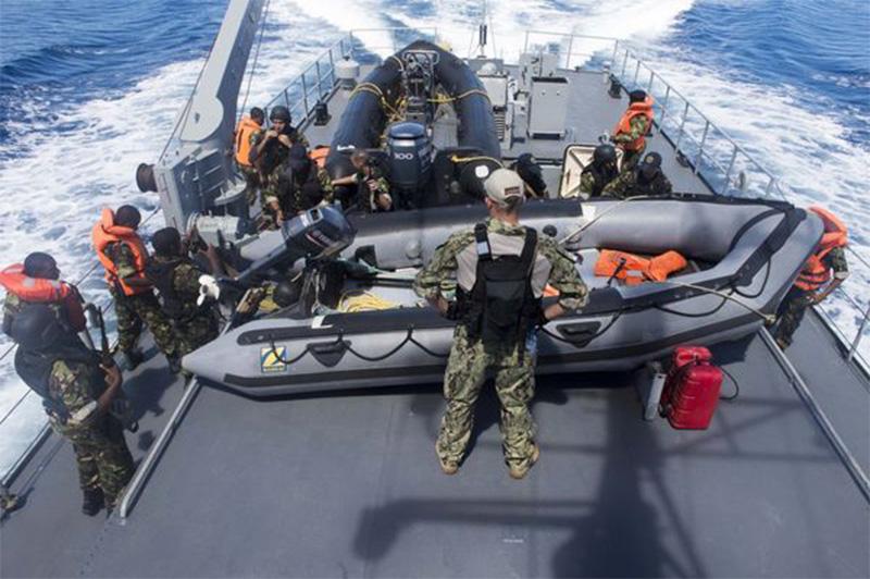 Sécurité maritime(MASE)