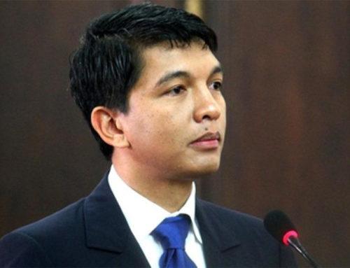 La COI félicite Andry Nirina Rajoelina pour son élection à la présidence de la République de Madagascar