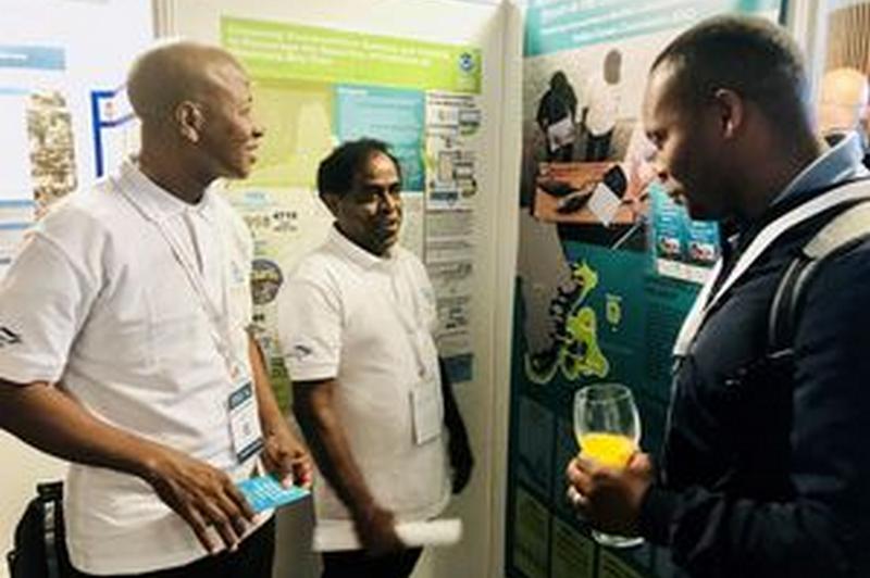 L'observation des pêches dans le Sud-Ouest de l'océan Indien présentée à la Conférence internationale de Vigo (Espagne)
