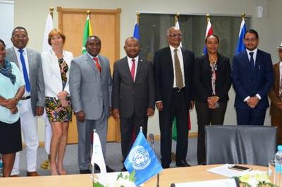 Signature par la COI et la FAO d'un accord de coopération technique pour le Programme régional de sécurité alimentaire et nutritionnelle(