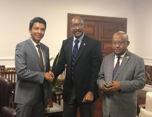 Elections présidentielles à Madagascar – Mission d'écoute et de dialogue de la COI – Déc. 2018