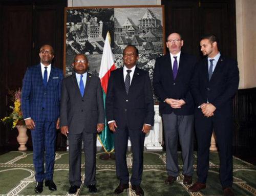 Situation électorale dans la Grande île : Mission conjointe de la Présidence et du Secrétariat général de la Commission de l'océan Indien (COI) à Antananarivo