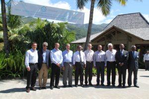 28e Conseil - janvier 2013, Seychelles