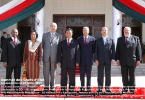 3e Sommet - Antananarivo, 2005