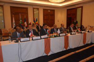 Session extraordinaire du Conseil des ministres - Maurice, octobre 2017