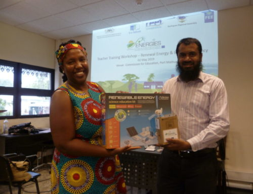 85 Eco-Schools expérimentent les énergies durables
