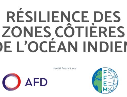 RÉSILIENCE DES ZONES CÔTIÈRES DE L'OCÉAN INDIEN