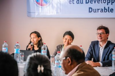 Fonds vert consultation à Madagascar
