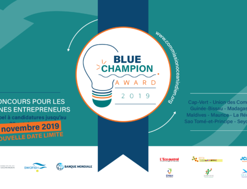 BLUE CHAMPION AWARD