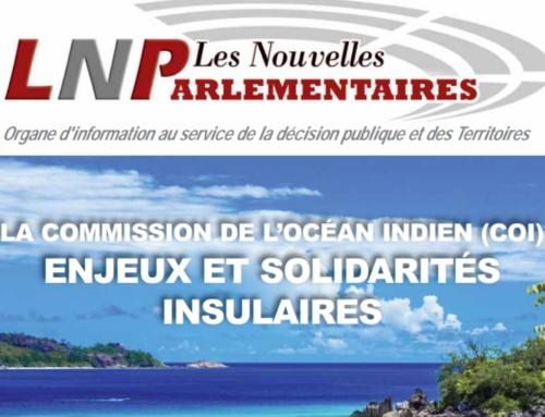 La Commission de l'océan Indien, enjeux et solidarités insulaires