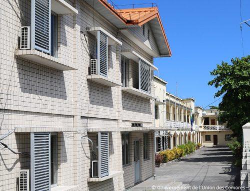 Comores : amélioration d'un bâtiment du MAECI grâce aux énergies renouvelables
