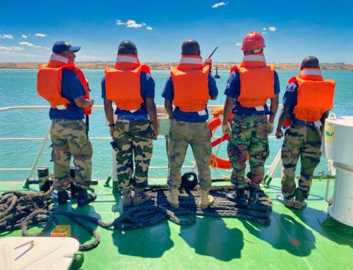 Sécurité maritime : un exercice POLMAR pour tester la coordination et améliorer la coopération régionale