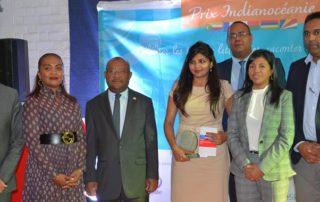 davina ittoo lauréate prix indianocéanie