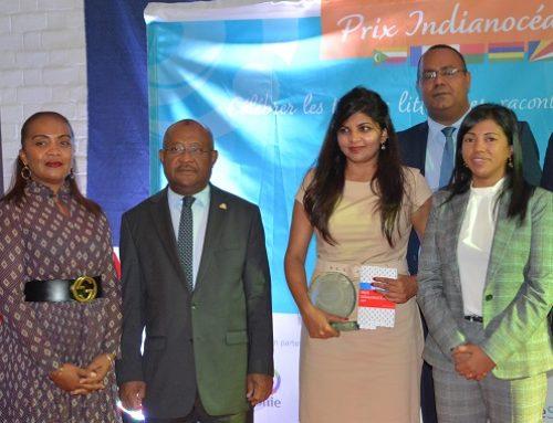 Davina Ittoo lauréate du prix Indianocéanie 2019 pour son roman « Misère »