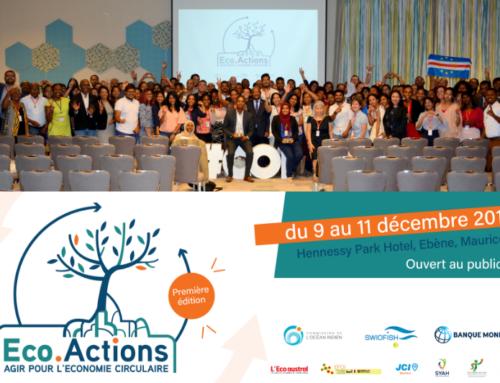 Eco.Actions: l'économie circulaire en débat… et en actions