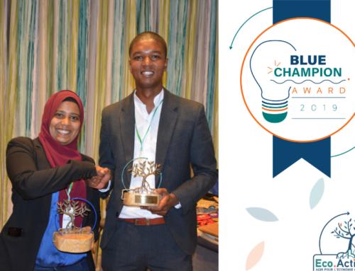 Finale régionale du Blue Champion Award – Maurice à l'honneur