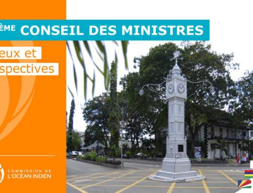 34e Conseil des ministres : enjeux et perspectives