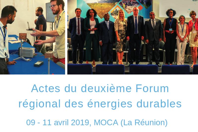 actes forum 2019