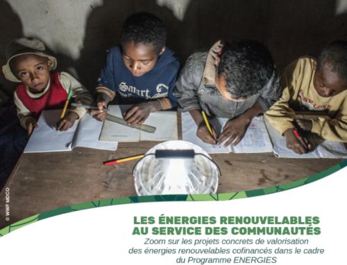 Énergies renouvelables au service des communautés