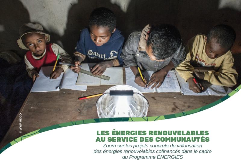 livret energies renouvelables