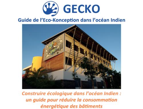 GECKO – Guide de l'Eco-Konception dans l'océan Indien