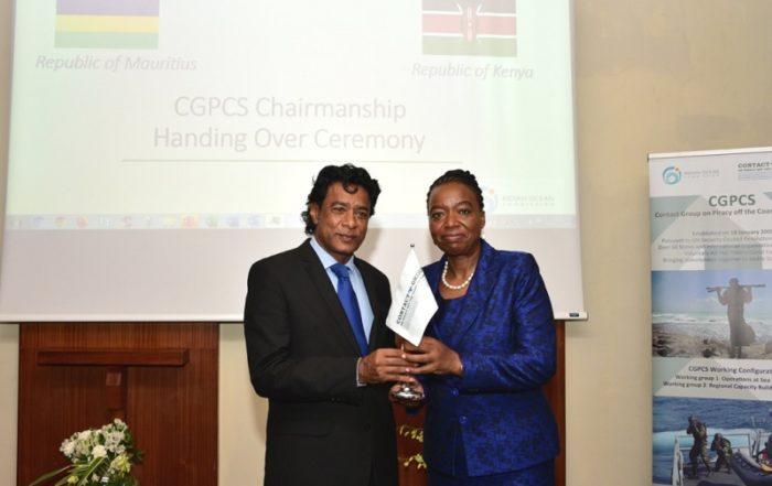 Maurice Kenya CGPCS