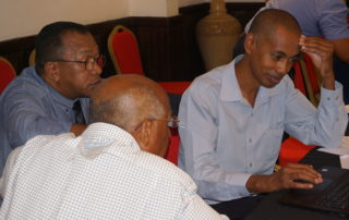 comité technique régional réseau SEGA