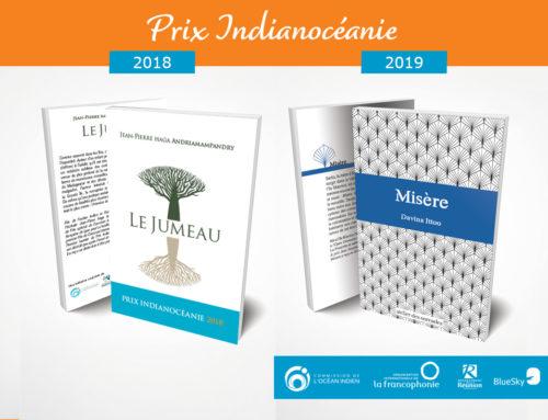 Journée internationale de la francophonie : retour sur les 2 premières éditions du prix Indianocéanie