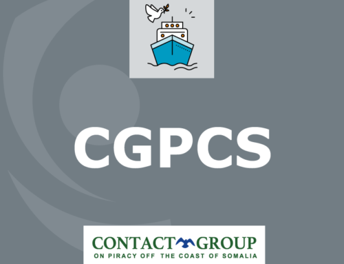 CGPCS : Contact group on piracy off the coast of Somalia