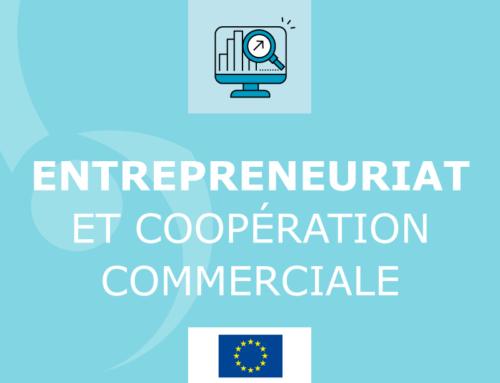 Entrepreneuriat et Coopération commerciale