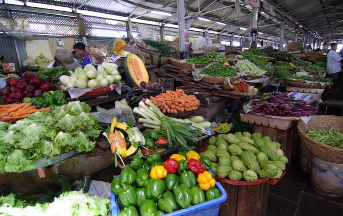 sécurité alimentaire et covid : marché