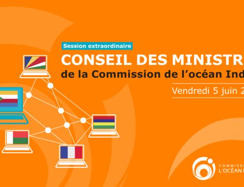 Le Covid-19 au coeur du Conseil extraordinaire des ministres de la COI
