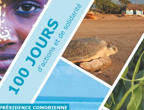 Présidence comorienne du Conseil des ministres de la COI – 100 jours