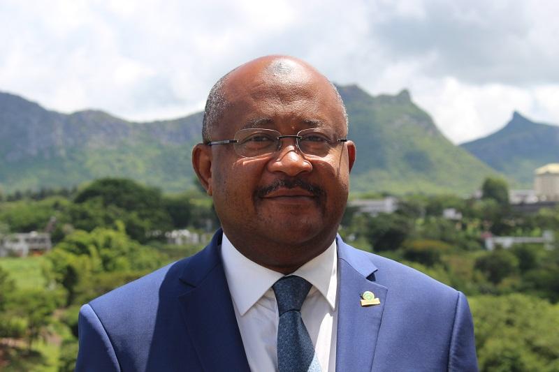 Hamada Madi secrétaire général coi 2016-2020