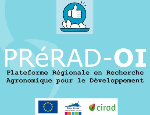 PRéRAD-OI – Plateforme régionale en recherche agronomique pour le développement