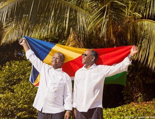 Wavel Ramkalawan succède à Danny Faure à la présidence de la République des Seychelles