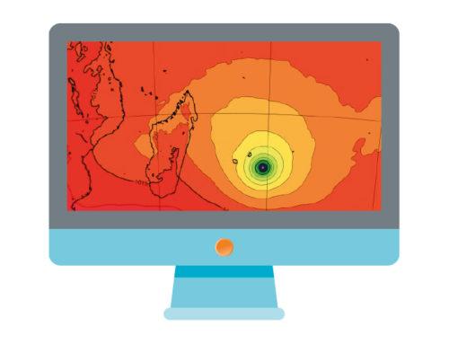 Simulations climatiques à haute résolution : mieux comprendre le projet BRIO  [INFOGRAPHIE]