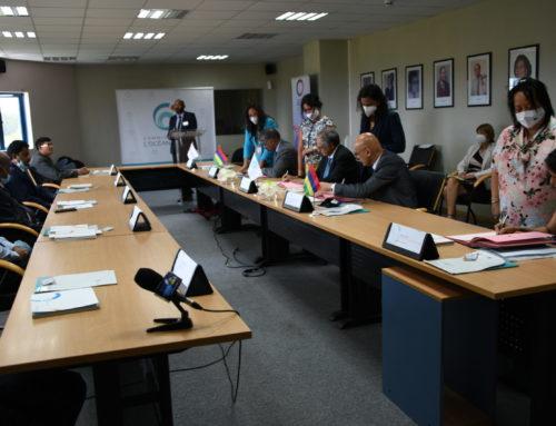 Formations courtes en épidémiologie de terrain: Maurice, premier pays bénéficiaire