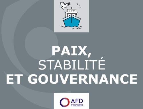 Paix, stabilité et gouvernance