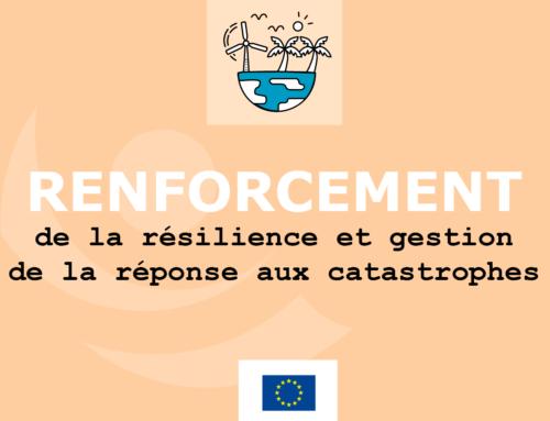 Renforcement de la résilience et gestion de la réponse aux catastrophes