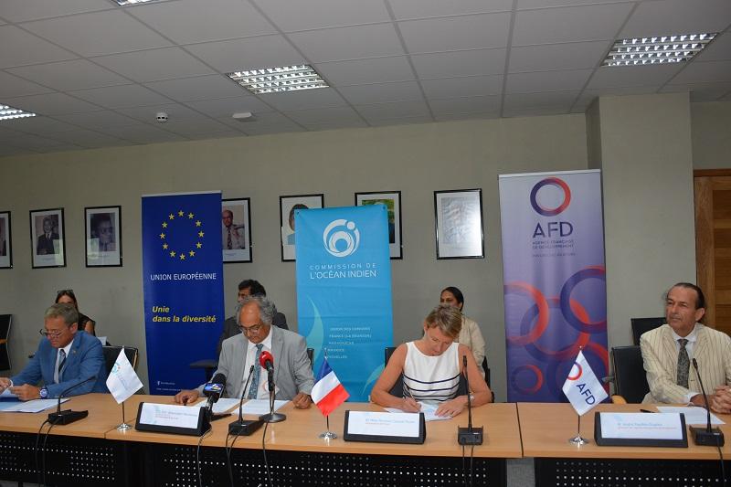 Signature COI TeamEurope UE AFD