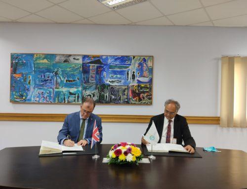 Coopération COI et le Royaume-Uni : la sécurité maritime au cœur de cette collaboration