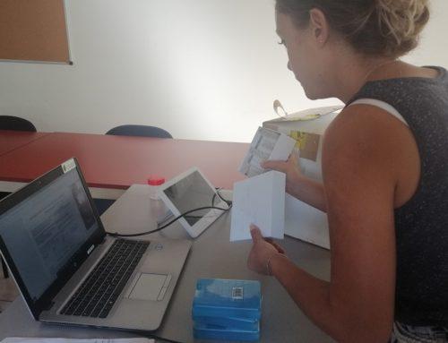 Seychelles : formation du service de santé animale sur l'expédition d'échantillons de laboratoire