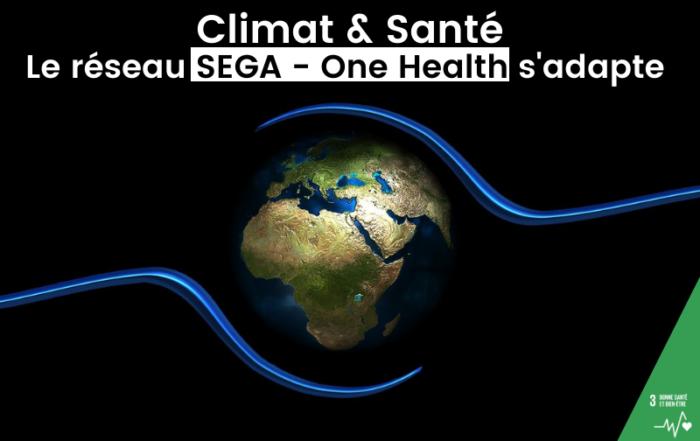 lien climat santé réseau sega one health coi