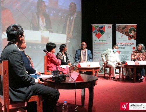 Lancement de l'exposition «Nous et les autres, des préjugés au racisme» à Madagascar