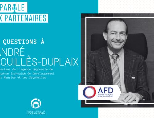 [La parole aux partenaires] 4 questions à… André Pouillès-Duplaix de l'AFD